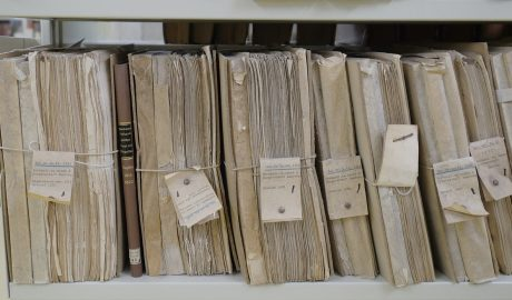documents administratif aux archives